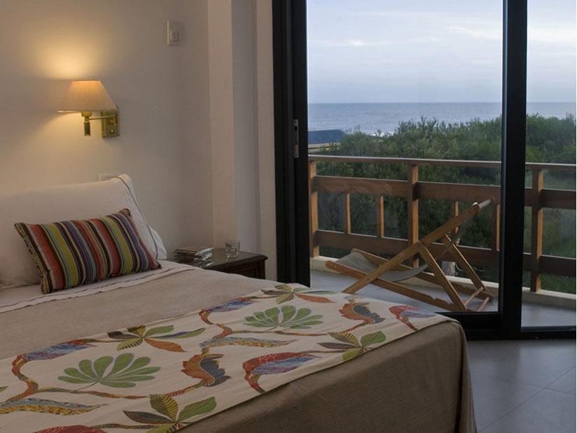 Austral: Hotel en Villa Gesell.