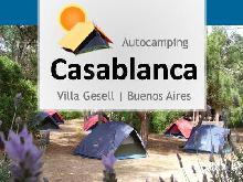 Más Información de Camping Autocamping Casablanca en Villa Gesell
