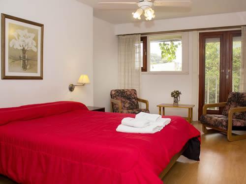 Cervantes: Hotel en Villa Gesell.