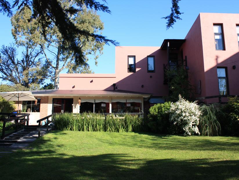 La Deseada: Hostel en Villa Gesell.