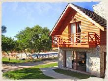 Más Información de Complejo de Cabañas Los Ciruelos en Villa Gesell