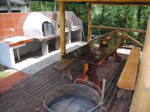Tehuel: Complejo de Cabañas en Las Gaviotas.