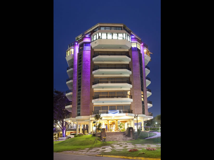 Tequendama Spa & Resort: Hotel en Villa Gesell.