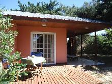 Alquilo Complejo de Cabañas Villa Faraz Tenis Resort en Mar de las Pampas.