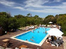 Más Información de Complejo de Cabañas Villa Faraz Tenis Resort en Villa Gesell