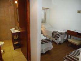 Alfa: Hotel en Villa Gesell.