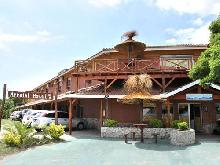 Arraial Hotel: Hotel en Villa Gesell.