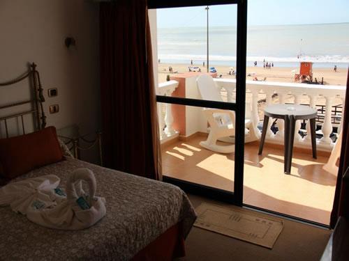 Atlantico: Hotel en Villa Gesell.