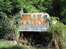 Belle Maison Hotel Boutique: Hotel en Villa Gesell.