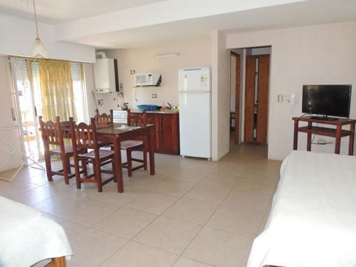 Cabaña Machagai: Departamentos en Villa Gesell.