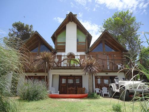 Complejo de Cabañas en Villa Gesell