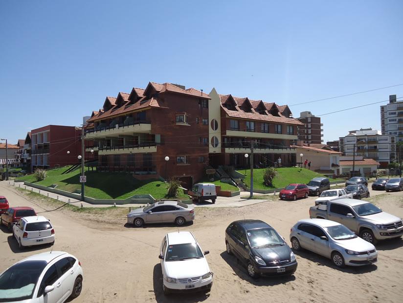 Alquilo Complejo de Duplex Complejo Vistalmar en Villa Gesell.