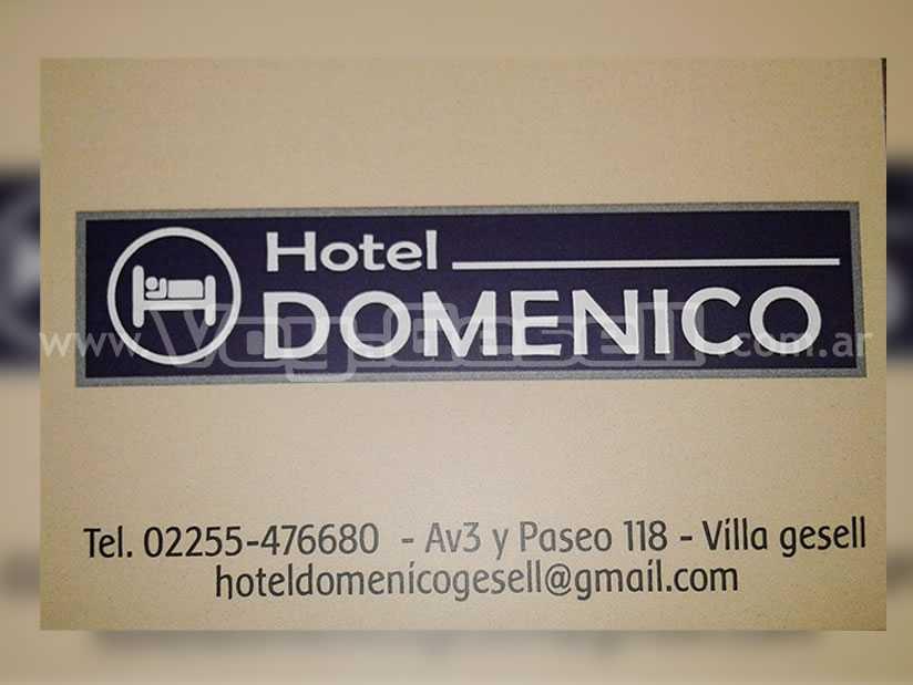 Alquilo Hotel Domenico en Villa Gesell.