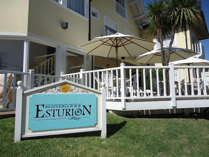 Alquilo Hotel Esturion Village en Villa Gesell.
