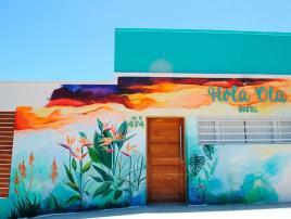 Alquilo Hostel Hola Ola en Villa Gesell.