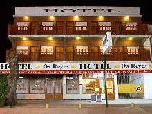 Más Información de Hotel Hotel Os Reyes (Ex Dos Reyes) en Villa Gesell