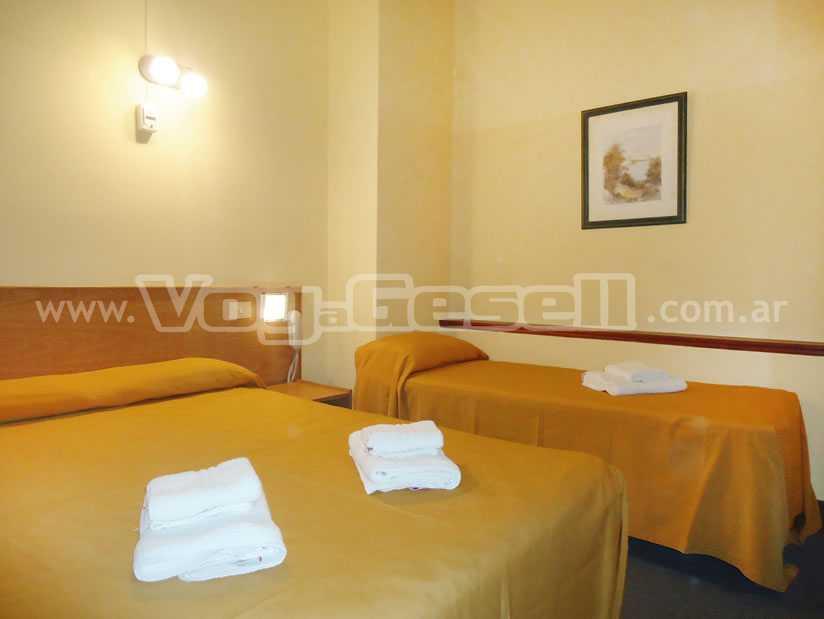 Alquilo Hotel Hotel Marina en Villa Gesell.