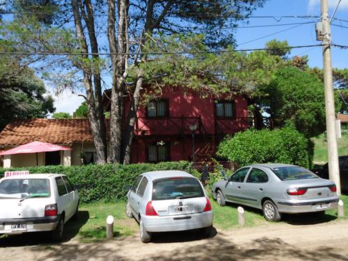 La Soñada: Hostel en Villa Gesell.