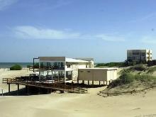 Marina de las Pampas: Complejo de Cabañas en Mar de las Pampas.