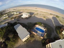 Alquilo Complejo de Cabañas Marina de las Pampas en Mar de las Pampas.
