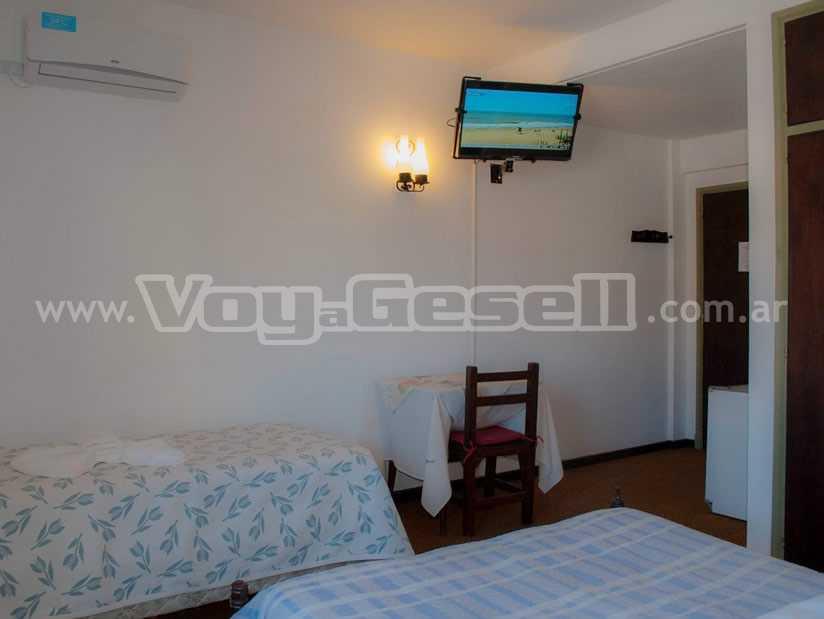 Alquilo Hotel Merimar en Villa Gesell.