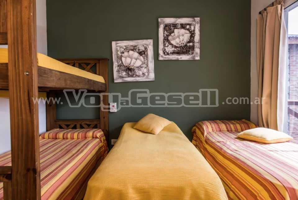 Alquilo Apart Hotel Moremi Gesell en Villa Gesell.