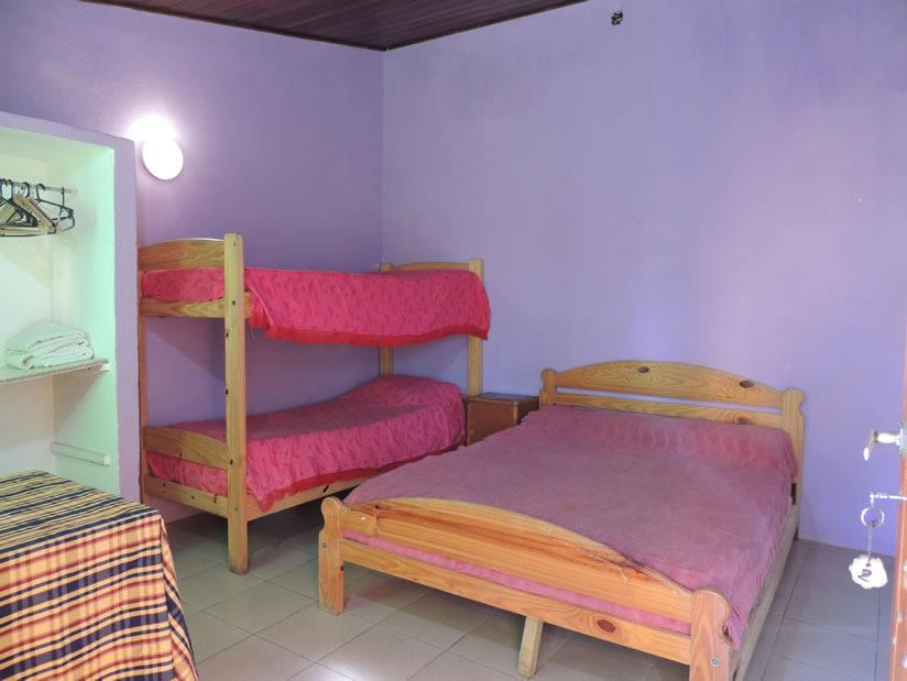 Parada 6: Hostel en Villa Gesell.
