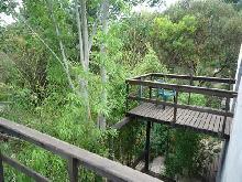 Refugio del Sol: Hostel en Mar Azul.