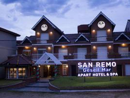 Apart Hotel en Villa Gesell