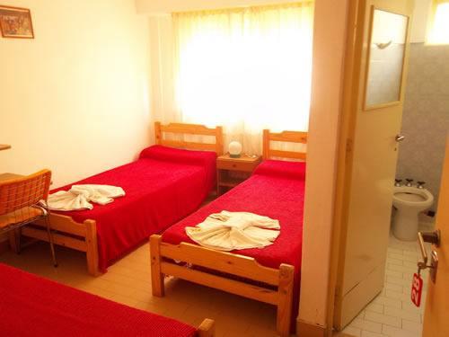Alquilo Hotel Sekand en Villa Gesell.