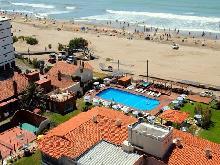 Tejas Rojas: Hotel en Villa Gesell.