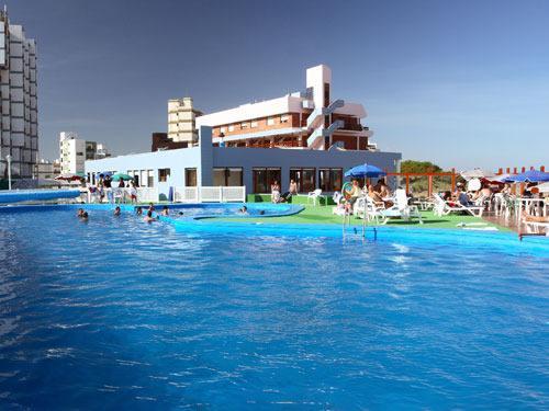 Apart Hotel Terrazas Playa En Villa Gesell Villa Gesell