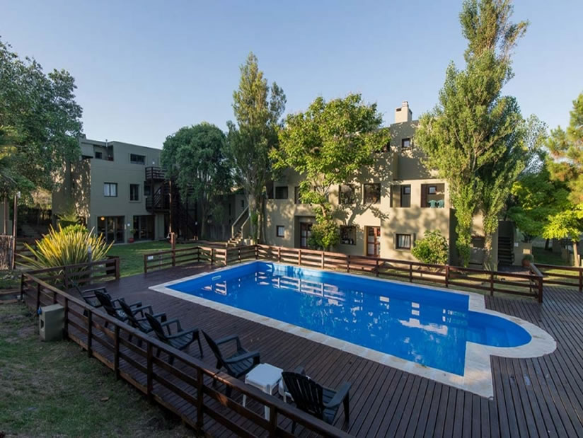 Apart Hotel en Las Gaviotas