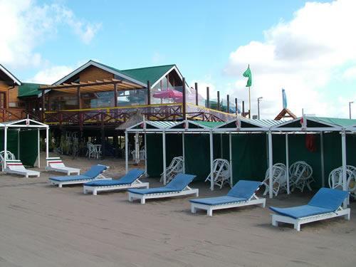 Fredda Club: Parador y Balnerio en Villa Gesell zona Centro.