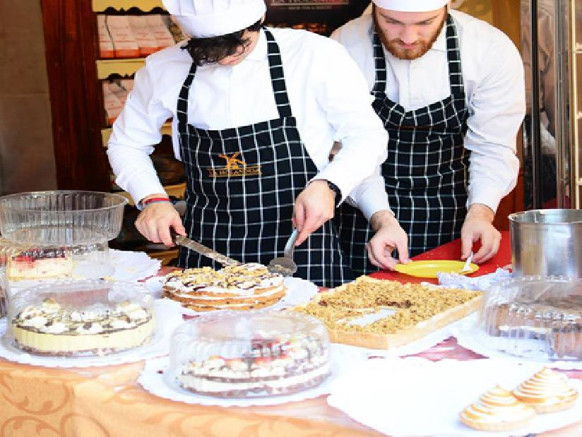 Fiesta Provincial del Chocolate Artesanal.