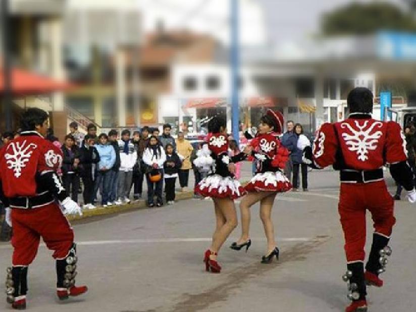 Fiesta de la Virgen de Copacabana