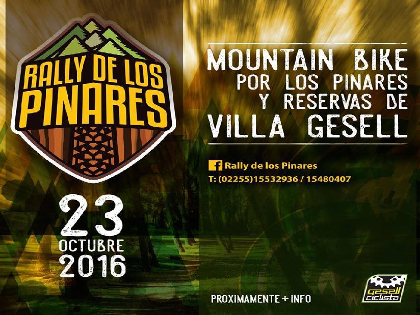 Rally de los Pinares
