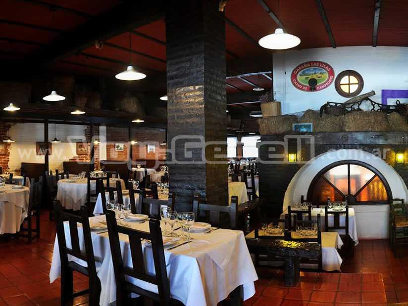 Ciprianny: Parrilla - Restaurant en Villa Gesell.