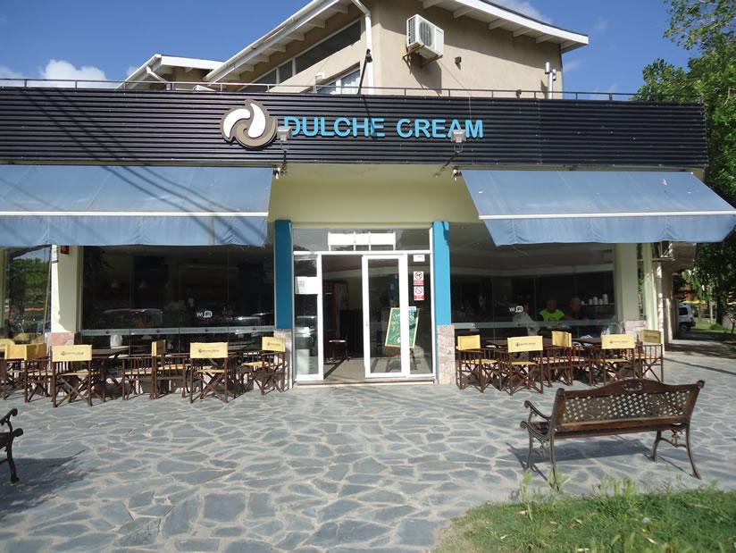 Dulche Cream: cafeteria en Villa Gesell.