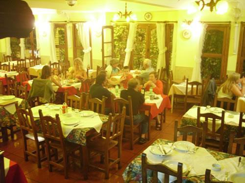 La Cabaña: Parrilla - Restaurant en Villa Gesell.