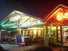 La Cabaña: Parrilla - Restaurant en Villa Gesell, zona Centro.