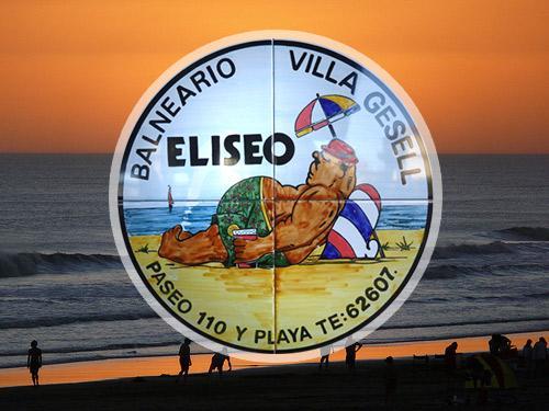 Eliseo - Resto-Bar: restaurant en Villa Gesell.