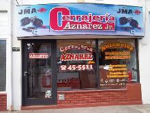 Más Información de Cerrajería Aznarez Jr en Villa Gesell