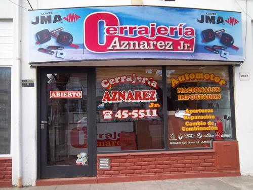 Aznarez Jr: Cerrajería en Villa Gesell.