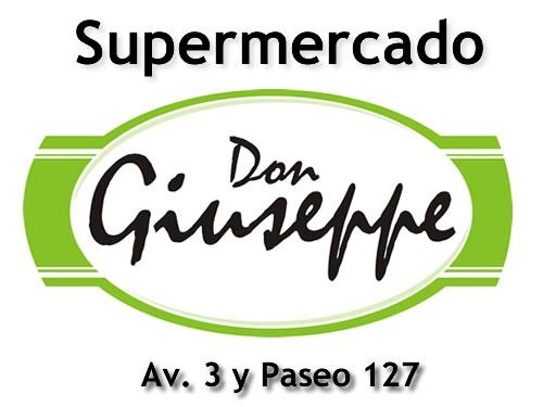Don Giuseppe: Supermercados en Villa Gesell.