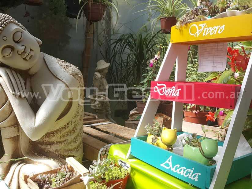 Doña Acacia: Vivero en Villa Gesell.