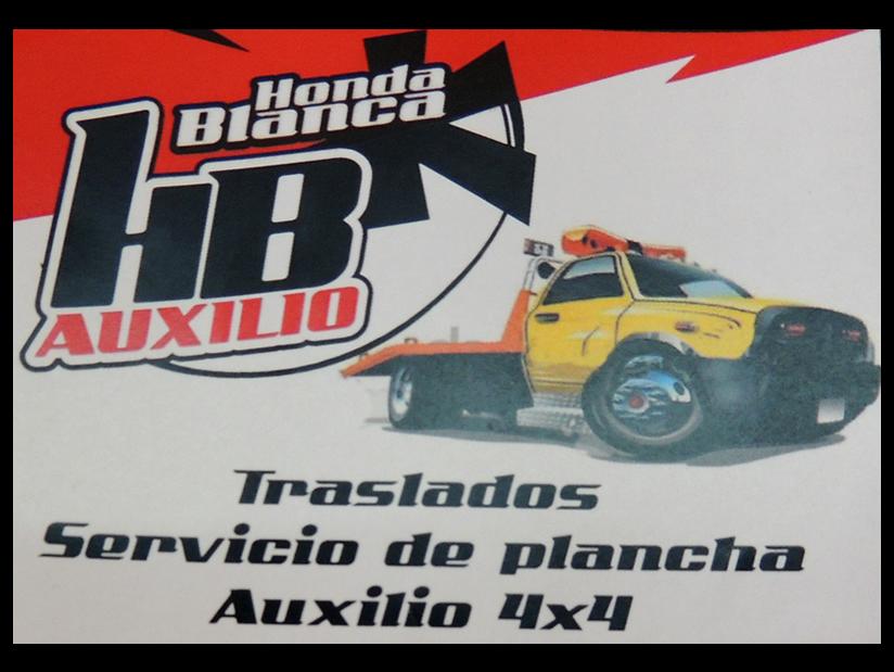 Honda Blanca: Remolque y Traslado de Vehiculos en Villa Gesell.