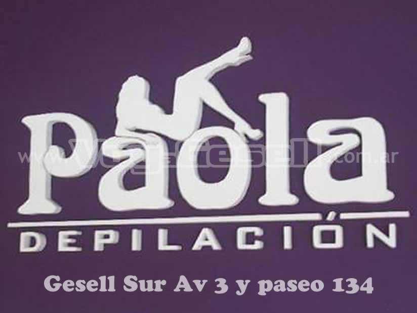 Paola Depilacion Gesell Sur: Depilación en Villa Gesell.
