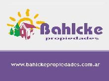 Más Información de Inmobiliaria Bahlcke Propiedades en Villa Gesell