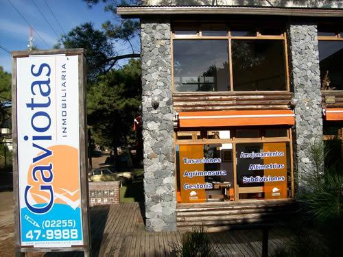 Gaviotas Inmobiliaria - Inmobiliaria en Villa Gesell y la Zona.